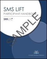 SMS Lift Participant Handbook Cover